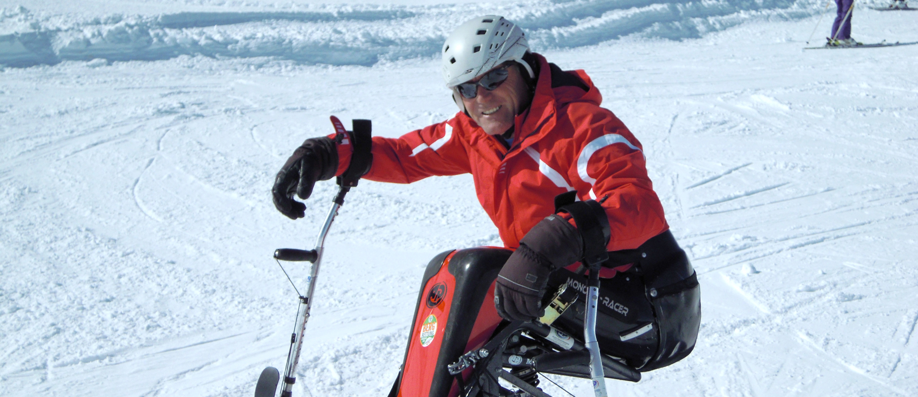 Sepp Margreiter State certified ski instructor and ski guide